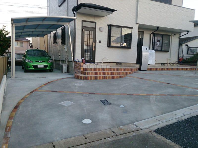 外構 エクステリアリフォーム 住宅まわりをキレイに 有限会社高堰工務店